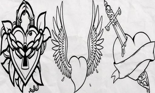 Cómo dibujar tatuajes