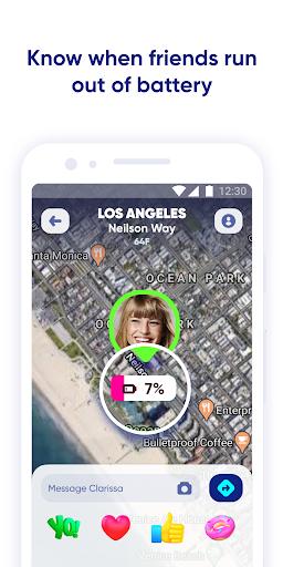 Zenly Locator - GPS en tiempo real