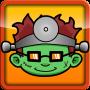icon Doctor Bubble Halloween