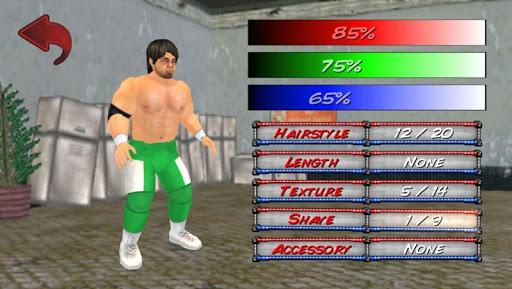 Lucha libre Revolution 3D