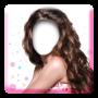 icon Hair Salon Photo Montage