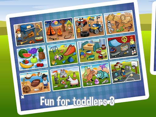 Puzzle para niños pequeños gratis