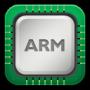 icon ARM Miner Bitcoin