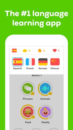 Duolingo: Aprenda idiomas gratis