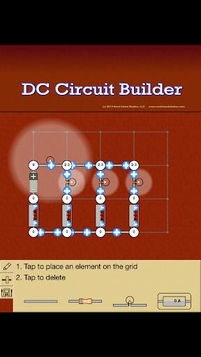 Constructor de circuito DC